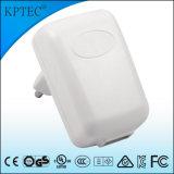 Заряжатель USB переходники 6With5V 1A Kptec с GS и сертификатом Ce