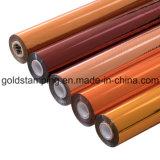 Colorear la lámina para gofrar caliente olográfica