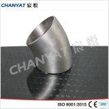 Cotovelo do aço inoxidável do Bw-Encaixe (A403 304N, 304LN, 316N, 316LN, 347LN)