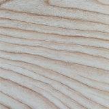 Couro de madeira do plutônio da mobília da grão do falso para a mesa da tabela do assoalho (HW-737)