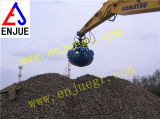 Excavadora hidráulica Orangel Peel Grab Bucket for Lifting