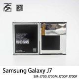 Batterie initiale de téléphone mobile pour la galaxie J7 Sm-J700 J700m J700p J700f d'Eb-Bj700cbe Samsung