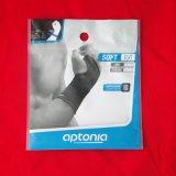 Materiales de encargo se levantan el bolso de la cremallera para el desgaste del deporte con alta calidad
