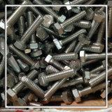 Tornillos del maleficio del acero inoxidable 316L ASTM A325 de la alta calidad A2 70
