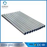 Tubulação de aço inoxidável soldada TP304, 316 com certificação do ISO