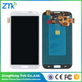 цифрователь касания LCD сотового телефона 5.5inch на примечание 2 Samsung