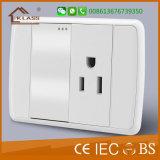 Feito no interruptor branco de Bell de porta da cor da alta qualidade de China