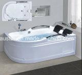 1800mm Sector Corner Massage Bathtub SPA met Ce RoHS voor 2 Mensen (bij-0741)