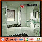 Yadali 8500 Perfiles de Aluminio Neutro adhesivo de silicona
