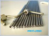 Tubo de combustible de alta presión de acero de la precisión DIN2391
