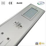 Ce 30W & giardino del sensore LED di PIR/indicatore luminoso di via solari Integrated diplomati RoHS