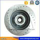 Disco de aluminio del freno delantero 15725351 para Chevrolet