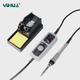 Fer à souder réglable électronique portatif de Yihua 908d Tempereture