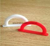 Plastique en plastique pp de bride de fixation de bride de fixation de cadre empaquetant la bienvenue de bride de fixation à Customed