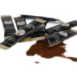 Chaga fungöser Ganoderma Pilz-Kaffee im Augenblick