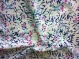 China al por mayor Tela de gasa de impresión baratos para el vestido de las mujeres y la blusa