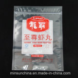 Подгонянный полиэтиленовый пакет алюминиевой фольги упаковывая для продуктов моря