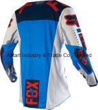 Белая новая модная изготовленный на заказ профессиональная сублимация участвуя в гонке Джерси (MAT55)
