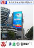 Hotsale P10 LED Bildschirm-farbenreiche hohe Definition für das Mietbekanntmachen