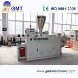 Extrudeuse en Plastique de Production de Guichet de WPC de Profil en Bois de Panneau Faisant la Machine