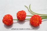 싼 도매 실크 재고 인공 꽃 Hydrangea 꽃