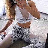 Procès de yoga de femmes, vêtement de Gyming, usure de yoga