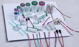 Bateria máxima da bateria de lítio 3.0V da corrente 1400mAh Cr123A Cr17335