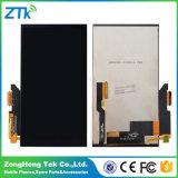 Цифрователь касания LCD качества AAA на HTC одно E9 плюс индикация LCD
