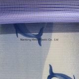 Il PVC ha ricoperto il tessuto di plastica dei coperchi della tela incatramata della tela incatramata