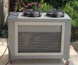 물 냉각장치와 Colsed 냉각탑의 찬물 시스템