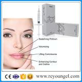 Впрыска повышения губы заполнителя Reyoungel Hyaluronate кисловочная дермальная