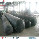 balão de borracha inflável da sargeta de 600X8m exportado para Kenya
