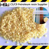 Resina modificada aromática do hidrocarboneto alifático da resina do petróleo C5