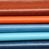 Couro quente do PVC do plutônio do falso das vendas da alta qualidade para o couro do saco da sapata do sofá da mobília