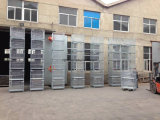 Recipiente galvanizado do engranzamento de fio para o armazenamento do armazém