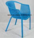 Комната PP пластмассы живущий обедая стул, стул кофеего сада (LL-0067)