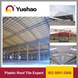 O Prefab abriga preços plásticos da telha do painel do telhado do PVC/de telhado do PVC corrugado disconto da folha/Kerala do telhado