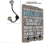 plaques de mur de 40*60cm et plaque en bois avec le crochet et les crochets