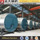 Hohe Leistungsfähigkeit Wns Dampf-Gas-Dampfkessel-Hersteller