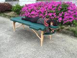 가득 차있는 부속품 (MT-006S-3)를 가진 나무로 되는 안마 침대