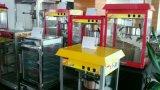 Máquina industrial personalizada cor do fabricante da pipoca para a venda