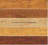 Porcelana de madera del material de construcción del azulejo de Foshan