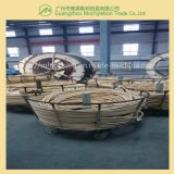Le fil d'acier tressé a renforcé le boyau hydraulique couvert par caoutchouc (SAE100 R2-5/16)