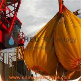 35t de zware Zakken van het Gewicht van het Water van de Test van de Kraan van de Lift Zee