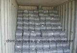 A venda quente galvanizou a manufatura do arame farpado
