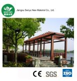 Qualité stable WPC Garden Pergola