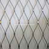 Нержавеющая сталь X-Клонит сетка веревочки провода/Handwoven сетка веревочки
