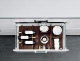 Ritz Küche-Schrank-europäische Art-elegante weiße Küche-Möbel