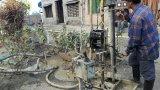 [100م] عمق [إلكتريك بوور] ماء بئر يحفر جهاز حفر لأنّ عمليّة بيع