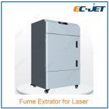 Não impressão de laser de alta velocidade da fibra da máquina de impressão do código de barras do contato